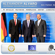 Alexander Alvaro [Website]