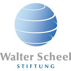 Walter Scheel Stiftung [Logo]