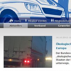 Bundesverband der Transportunternehmen [PR, Werbung, Multimedia]